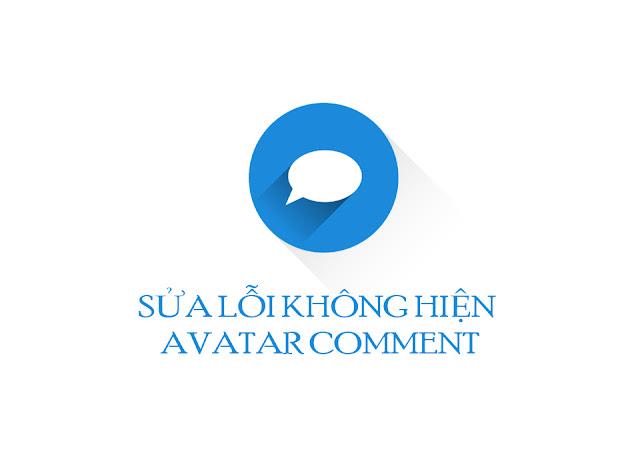 Sữa lỗi không hiện Avatar comment trong Blogspot