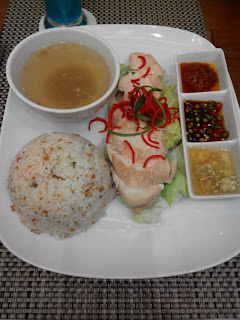 Hainam Rice ala Grand Zuri BSD City