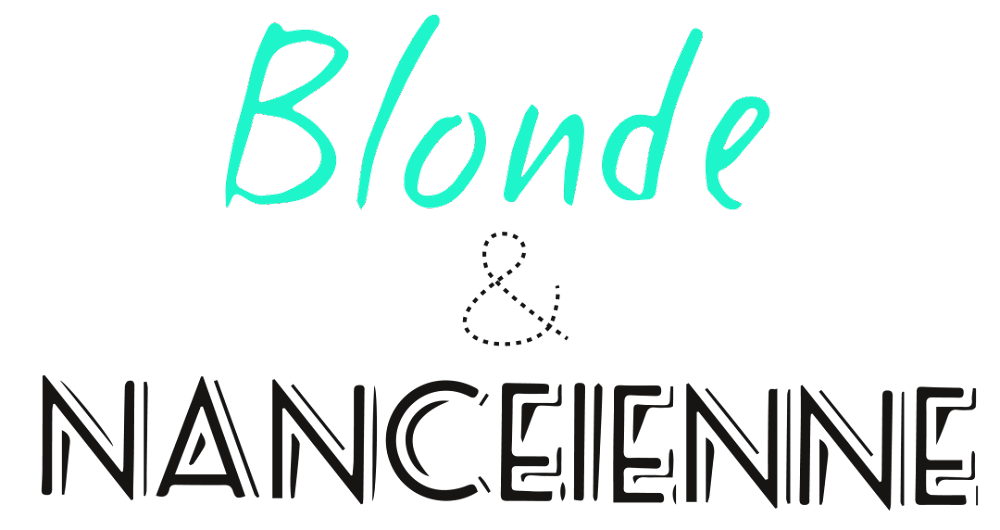 Blonde & Nancéienne - Blog Beauté, Mode & Lifestyle