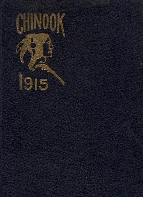 1915 Chinook Yearbook