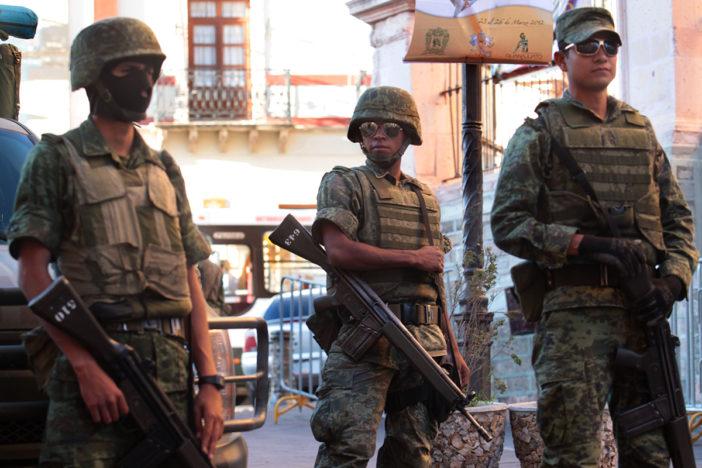 Violencia deja seis muertos y cinco lesionados en Guanajuato