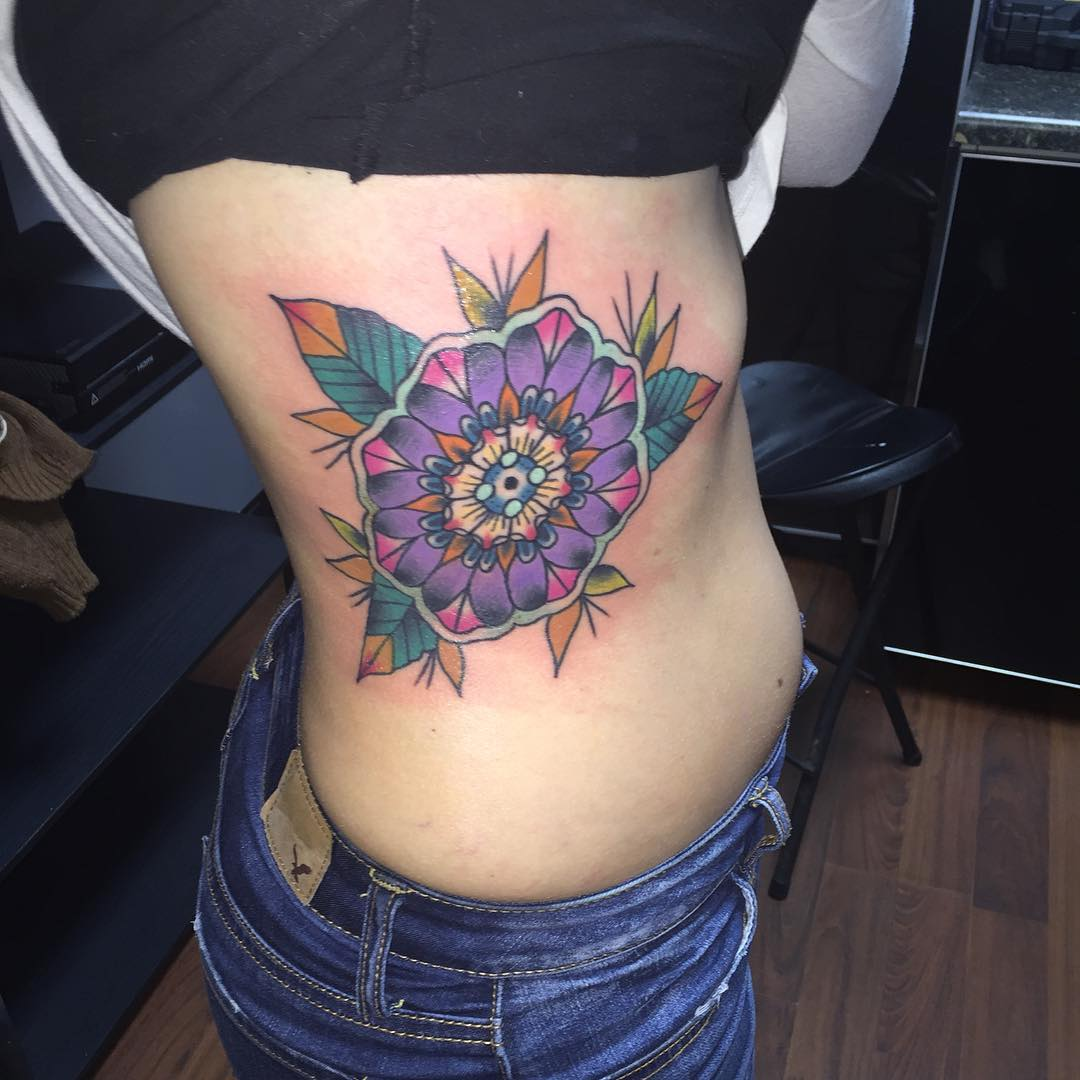 Mytattooland Flower Tattoo Ideas For Women