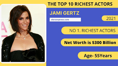 1 of 10 Richest actor in the world