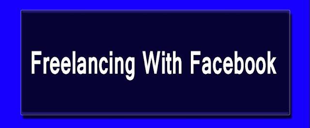 faceboo e freelancing