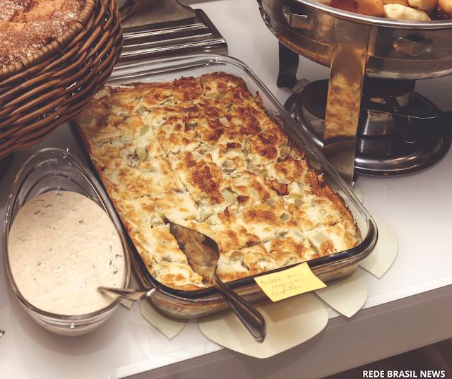 Aprenda a fazer Lasanha low carb com cinco ingredientes.