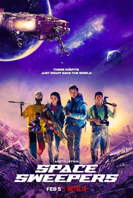 Space Sweepers (2021) Dual Audio [Hindi 5.1ch – Eng 5.1ch] 1080p WEB HDRip ESub 1.8Gb x265 HEVC