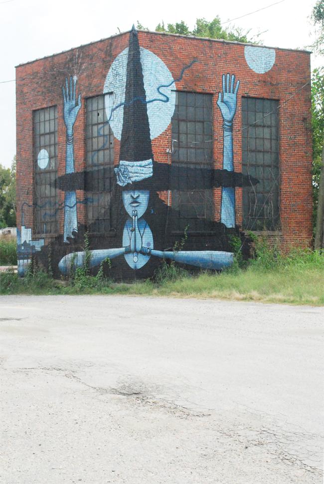 RVA Street Art: Street Art Festival 2016 | Yeti Crafts