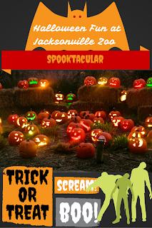 Jacksonville Zoo Spooktacular