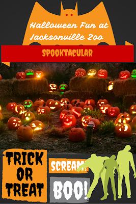 Jacksonville Zoo Halloween Spooktacular