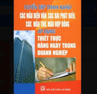 Tuyển Tập Mẫu Diễn Văn Tham Khảo Trong Doanh Nghiệp ebook PDF-EPUB-AWZ3-PRC-MOBI