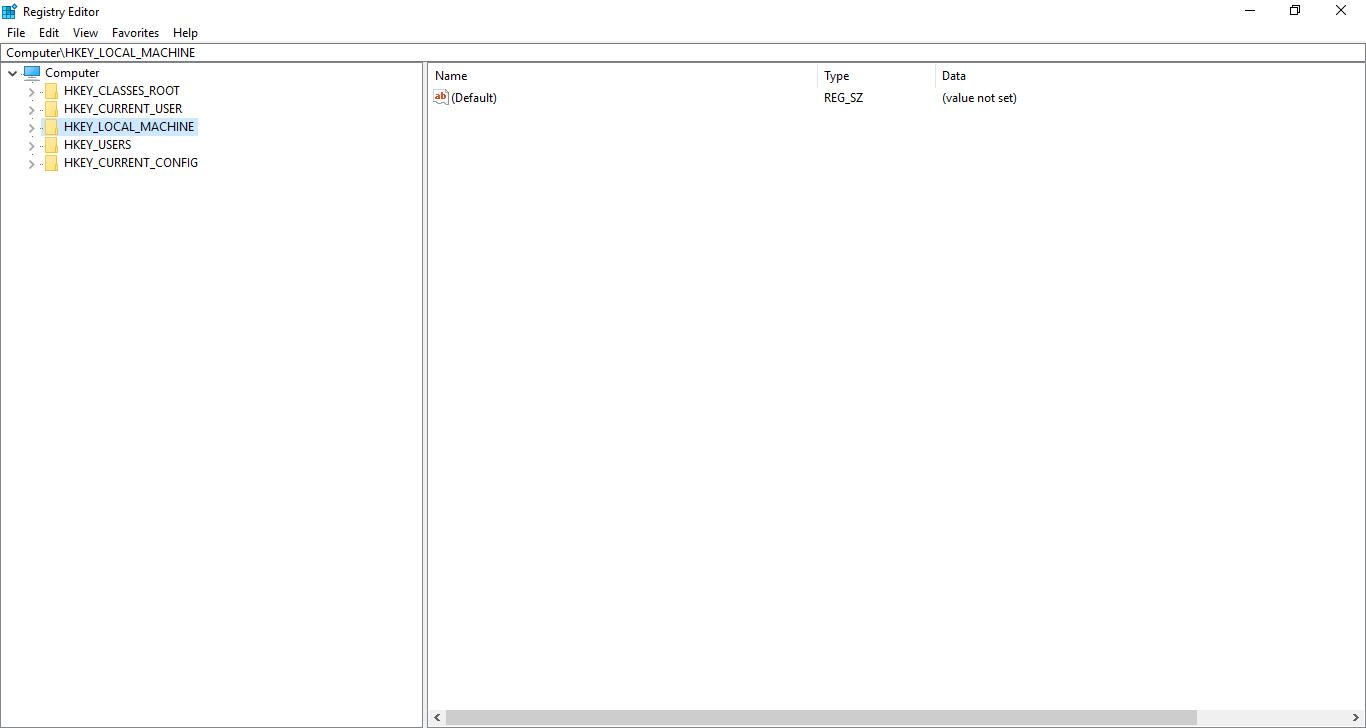 Tổng hợp một số khóa registry mà người dùng Windows 10 cần biết