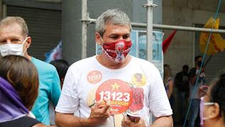Lindbergh Farias tem julgamento favorável no TSE e está eleito vereador no Rio