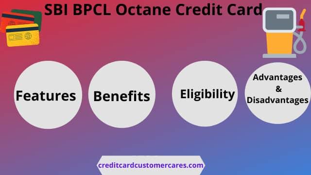 SBI BPCL Octane Credit Card