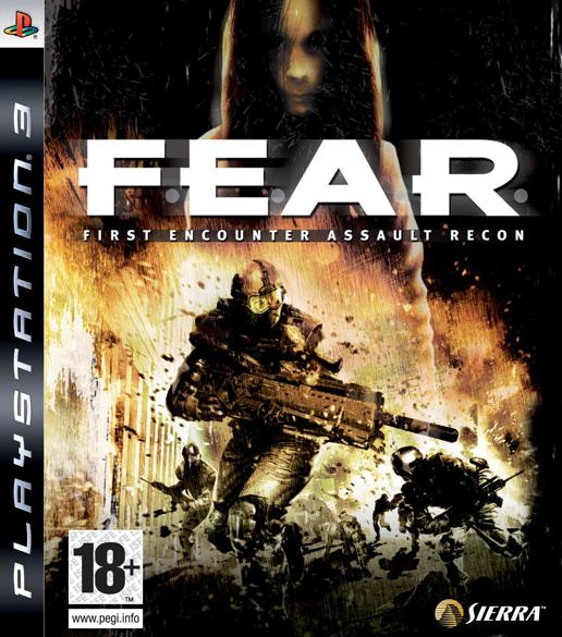 fearps3 - Download F.E.A.R. [English] PS3 Torrent