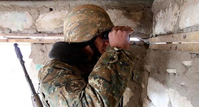 Azerbaiyan bombardea posiciones del ejército armenio