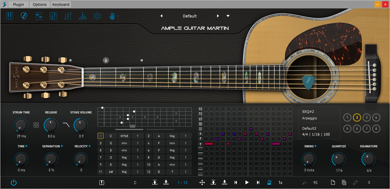 ample guitar t acoustic guitar vi vst free download