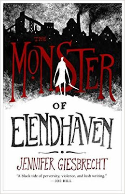 The Monster of Elendhaven by Jennifer Giesbrecht