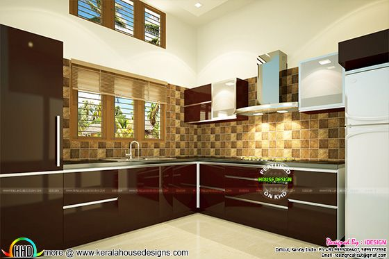 New kitchen interior concept