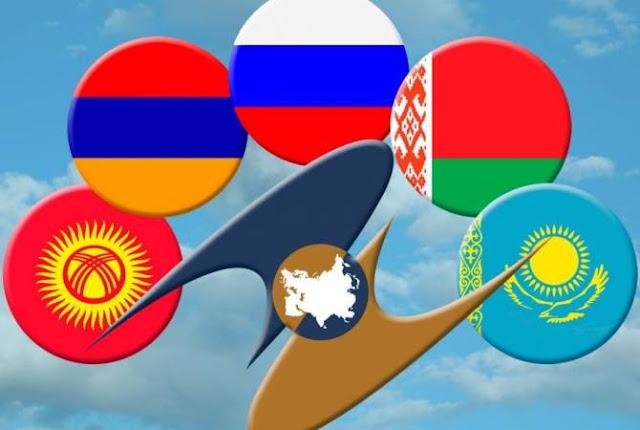Armenia asumirá la presidencia de la UEE en 2019
