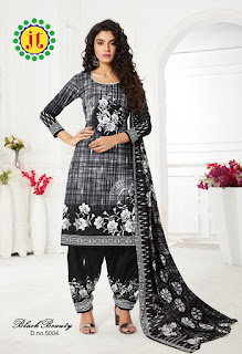 JT Black Beauty vol 5 Muharram Dress Material