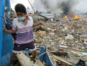 GPS Sensor could save world from Quake