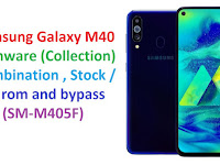 Samsung Galaxy M40 Firmware (Collection) Combination, Stock  Full ROM and bypass FRP (SM-M405F)