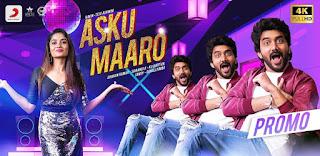 Asku Maaro Lyrics in English – Dharan Kumar
