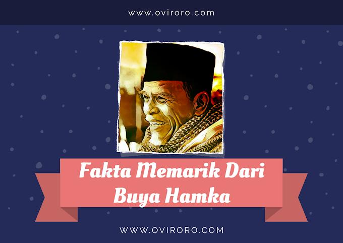 Ini Dia Fakta Menarik Dari Buya Hamka; Ketua MUI Pertama Indonesia
