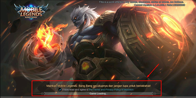Mobile Legends Stack Game Loading Saat Masuk ke Homescreen in-game 4