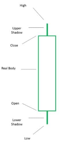 الشمعة الخضراء الطويلة