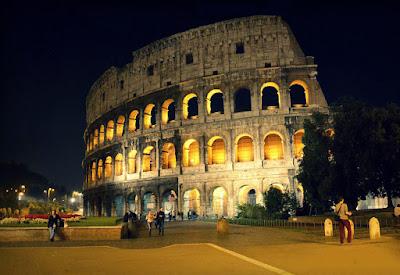 Fotografia del Colosseo di Fabiola Falgone