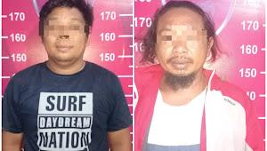 Tim Puma Polres Dompu Amankan Dua Terduga Pelaku Penganiayaan
