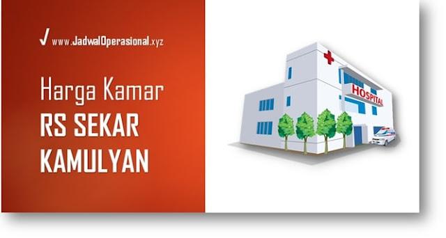 Harga Kamar RS Sekar Kamulyan