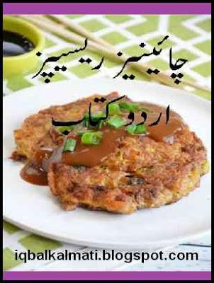 Chinese Recipes in Urdu
