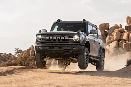 2021 Ford Bronco Outerbank Review, Specs, Price