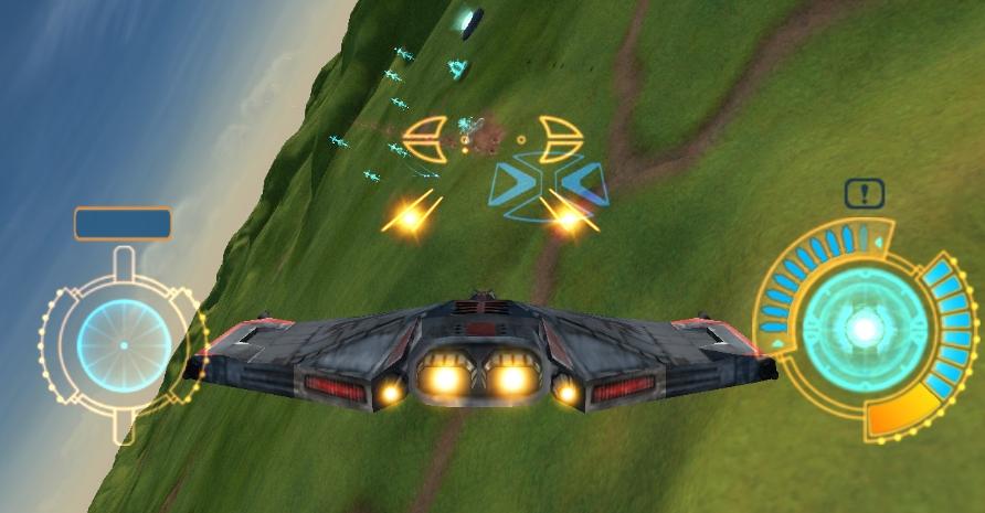 Star Wars Starfighter PC Full