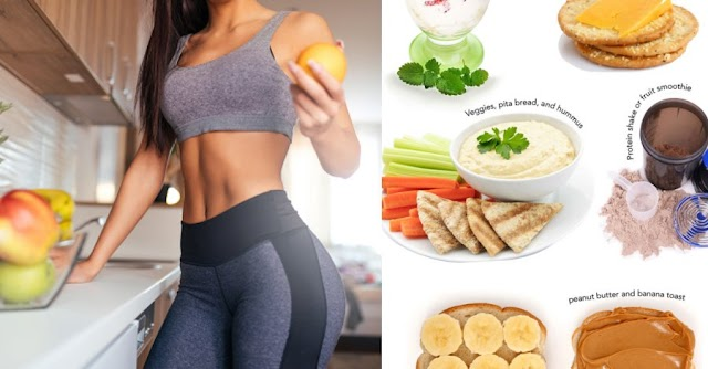 6 Foods And Drinks To Eat After gym
