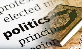 BAWALAH AGAMA DALAM POLITIK, JANGAN BAWA DUKUN