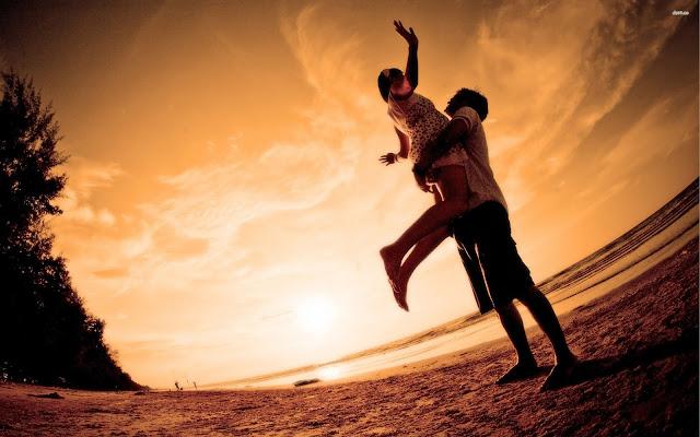 Bahagia Itu Dapat Mencintai Seseorang Tanpa Harus Takut Untuk Kehilangan