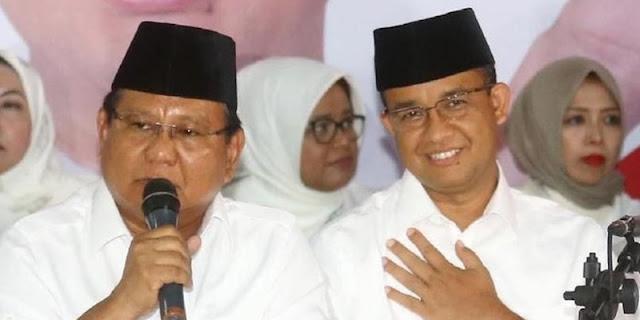 Survei Pospoll: Prabowo Dan Anies Baswedan Paling Cocok Jadi Capres, Bukan Cawapres