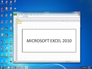 PENGENALAN MICROSOFT EXCEL 2010