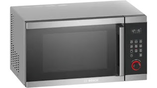 Bosch 28 L Convection Microwave Oven (HMB 45C4 53X)