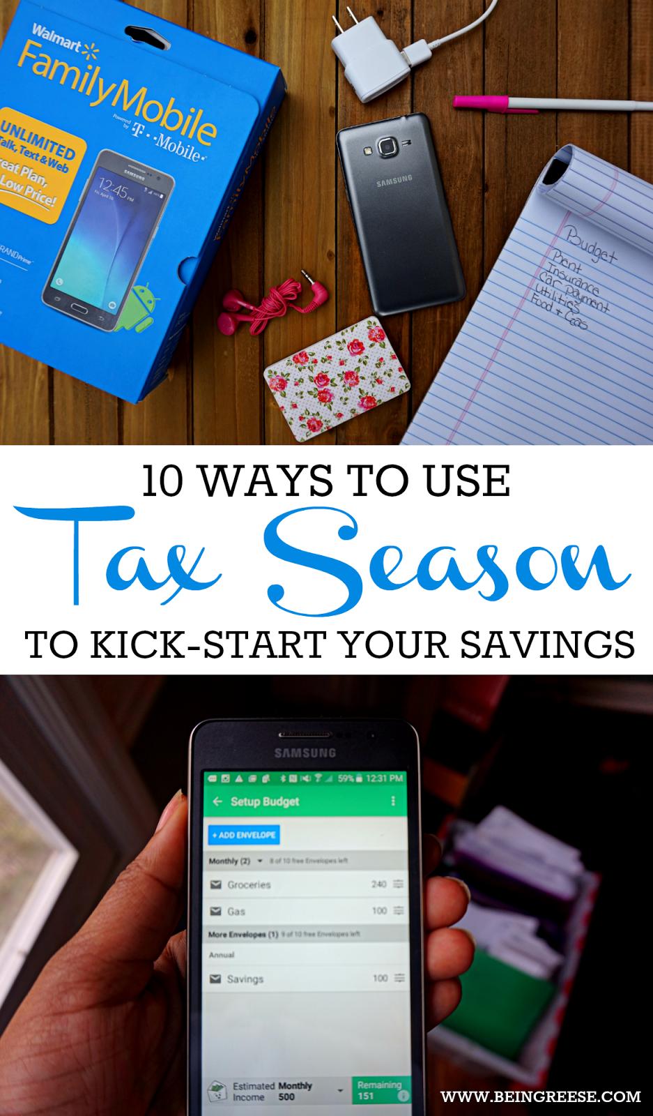 10 simple ways to increase your savings during tax season