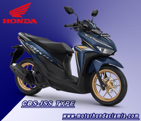 Brosur Motor Honda Vario 125 Ciamis