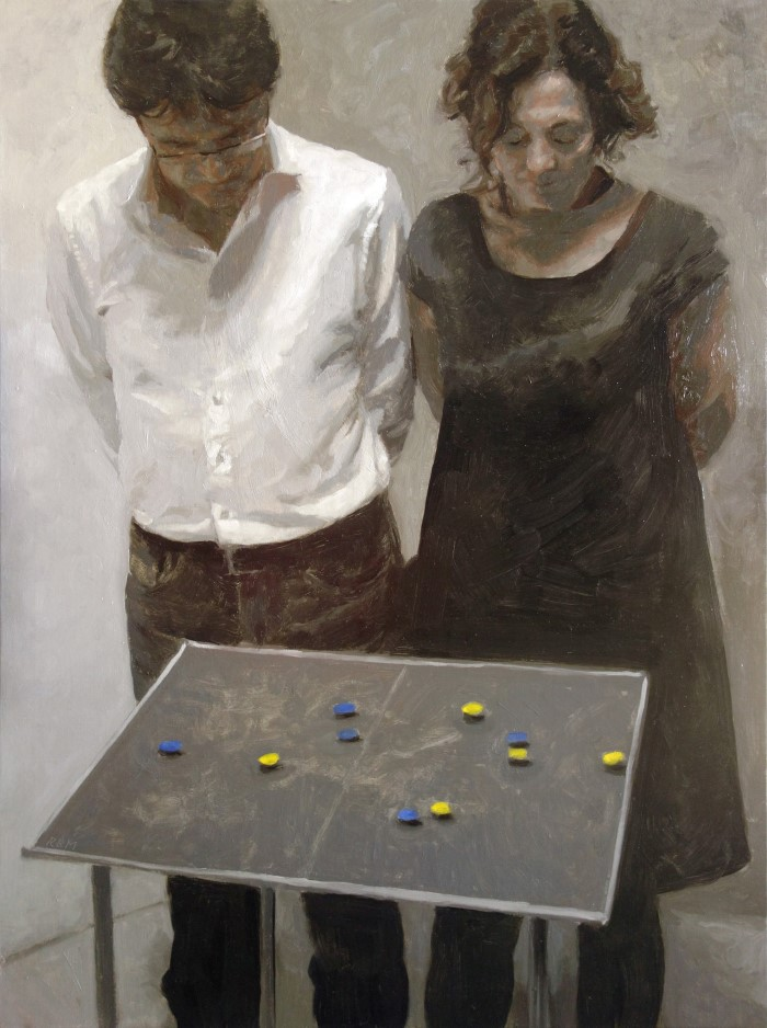 Испанский художник. Rafel Bestard