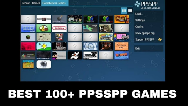 best 100+ ppsspp psp games