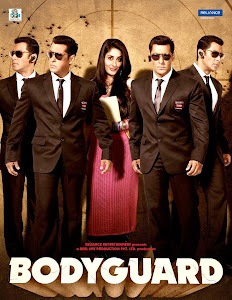 Poster Of Bollywood Movie Bodyguard (2011) 300MB Compressed Small Size Pc Movie Free Download worldfree4u.com