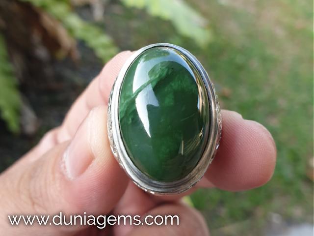 Batu Nepphrite Jade Aceh