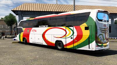 Mod Bus Avante Update Versi 1.41 Support Convoy