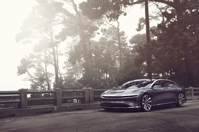 Lucid Motors Opens Reservations for the Lucid Air in Europe, Fulfilling its Promise to Bring the Groundbreaking All-Electric Sports Sedan to Multiple Markets